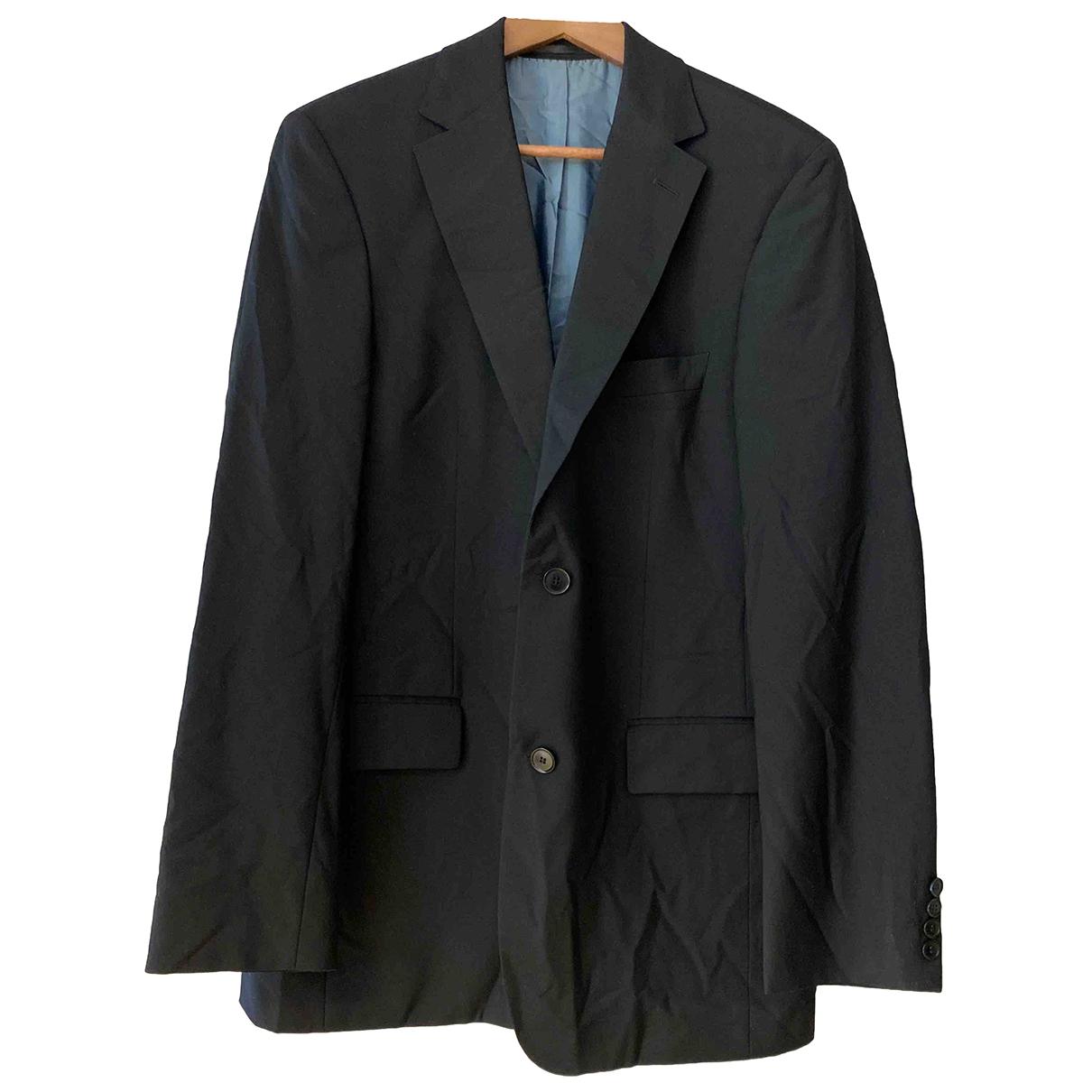 Hugo Boss \N Black Wool jacket  for Men M