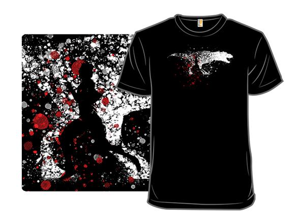 T-rex And Human T Shirt