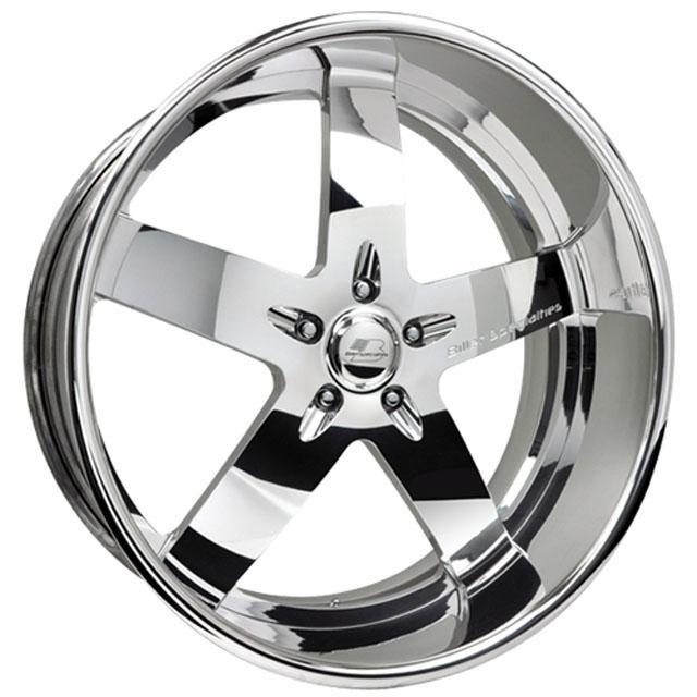 Billet Specialties DT92269Custom BLVD 92 Wheels 26x9