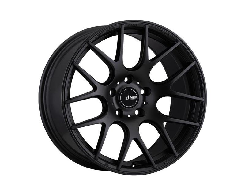 Advanti Racing Vigoroso V1 Wheel 19x9.5 5x1200 35 DGMTXX Matte Graphite