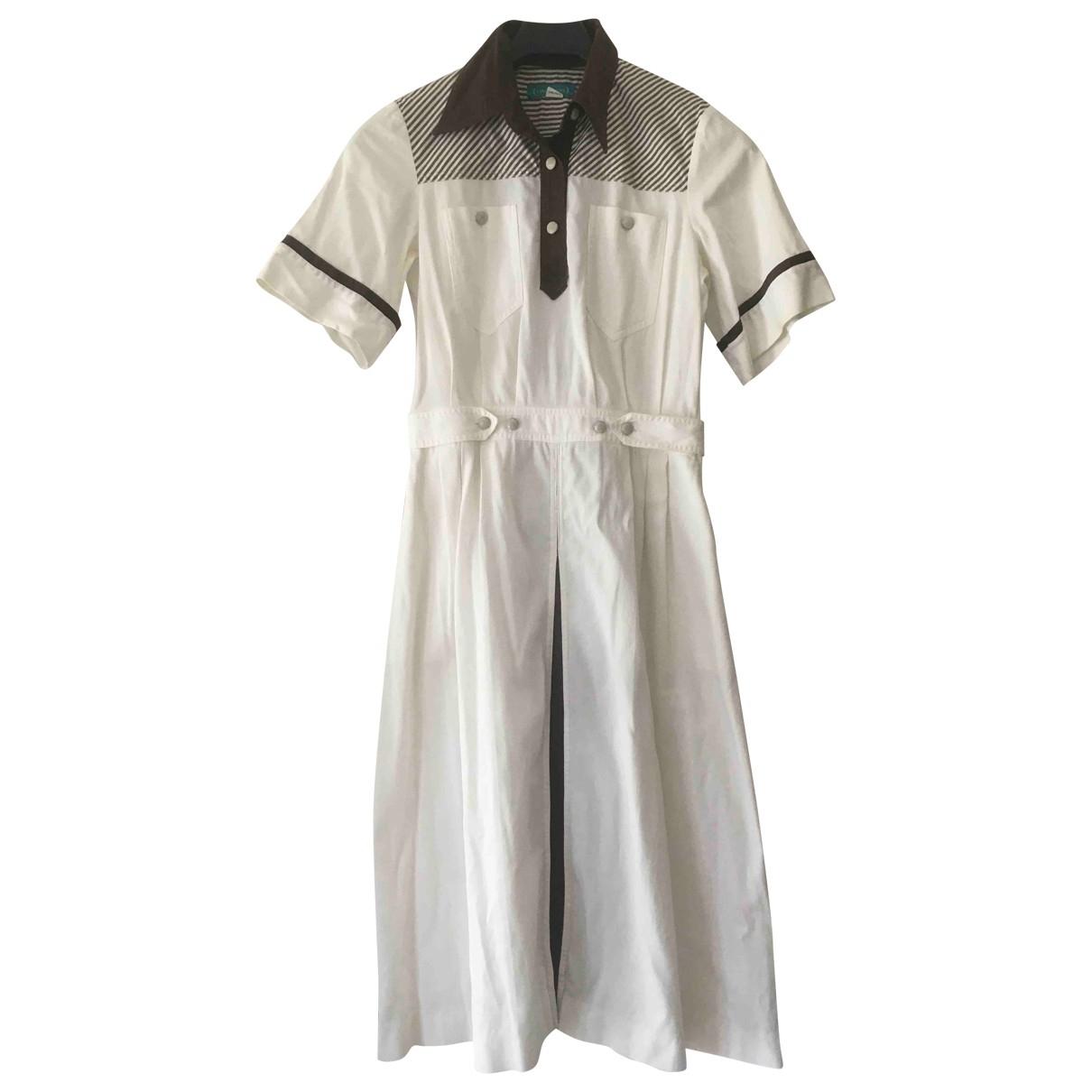 Cacharel \N Multicolour Cotton dress for Women 44 FR