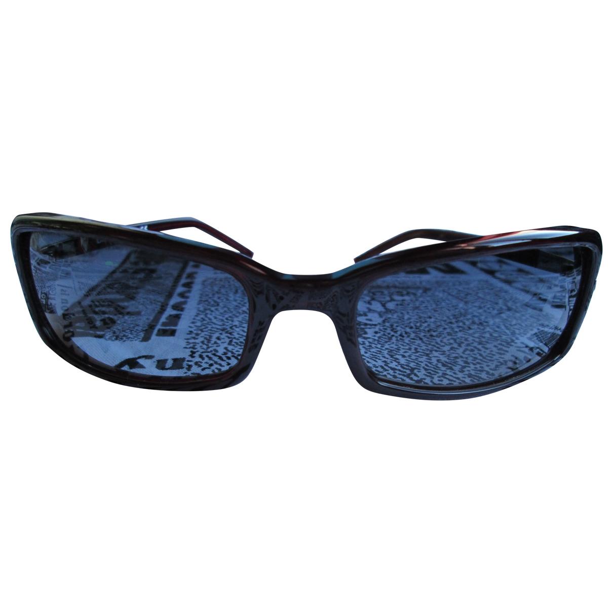 Dkny \N Burgundy Sunglasses for Women \N