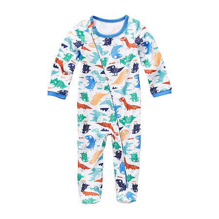 Okie Dokie Baby Boys Sleep and Play, 9 Months , Blue