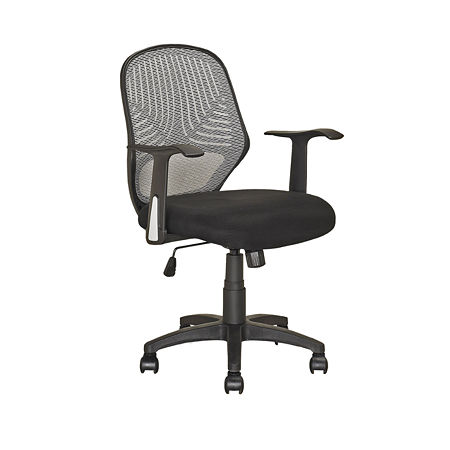 WORKSPACE OFFICE CHAIR, One Size , Black