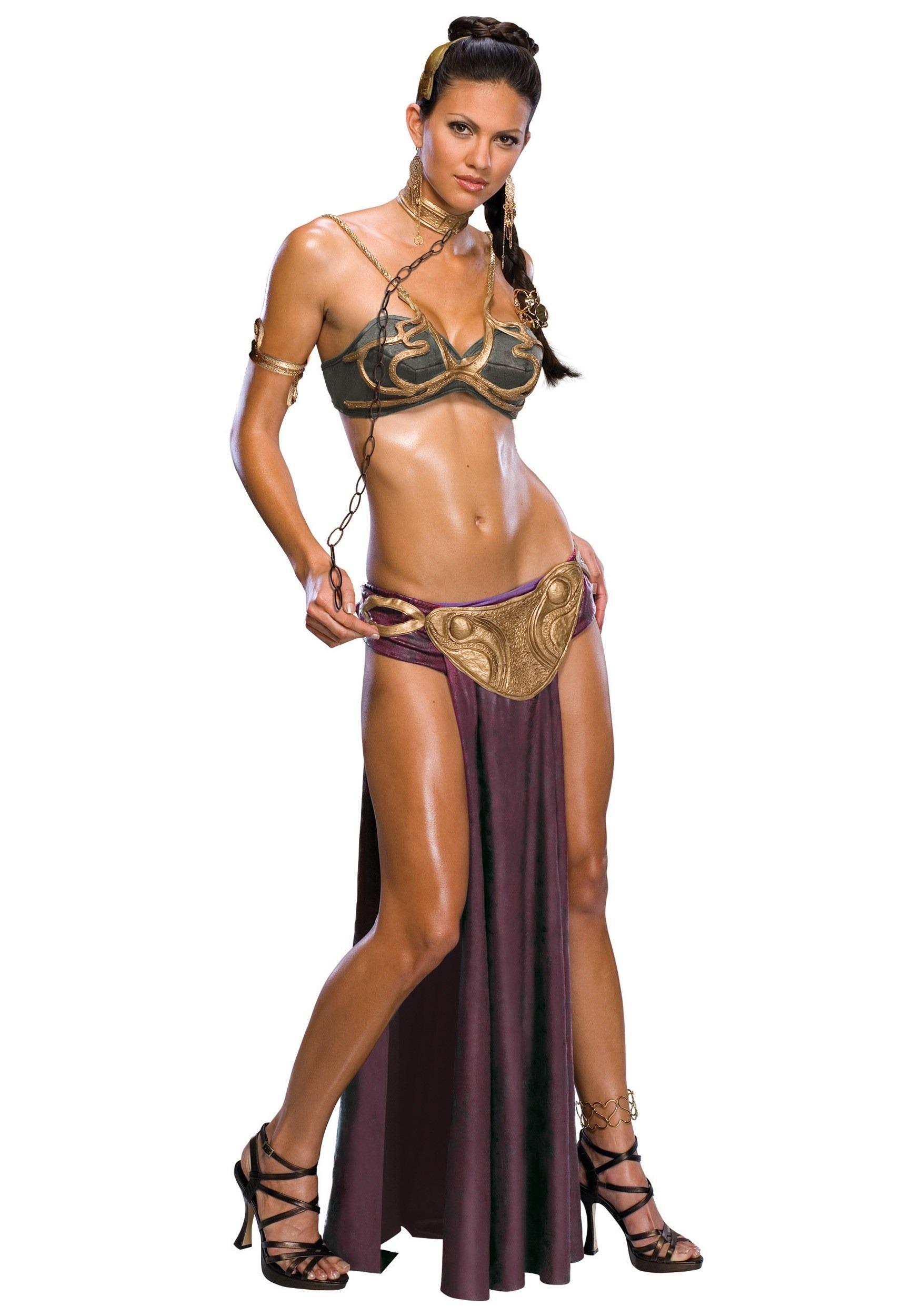 Sexy Princess Leia Slave Costume | Star Wars Princess Leia Costume