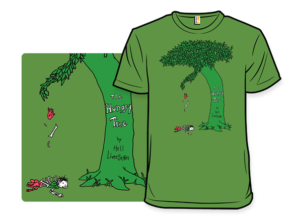 The Hungry Tree T Shirt