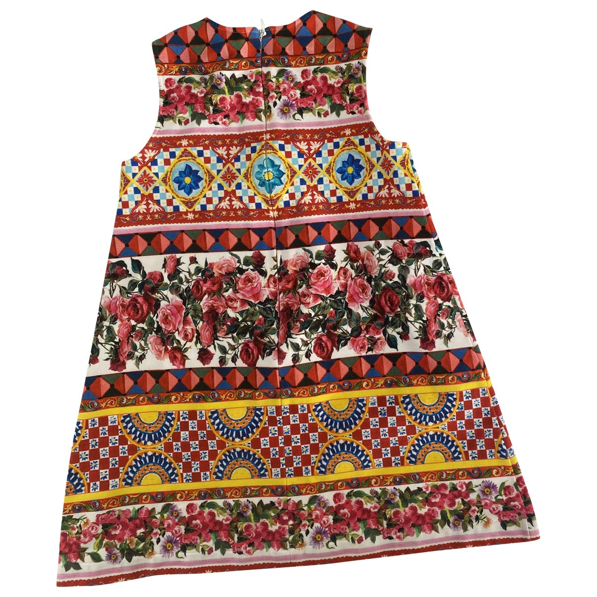 Dolce & Gabbana \N Cotton dress for Kids 2 years - until 34 inches UK
