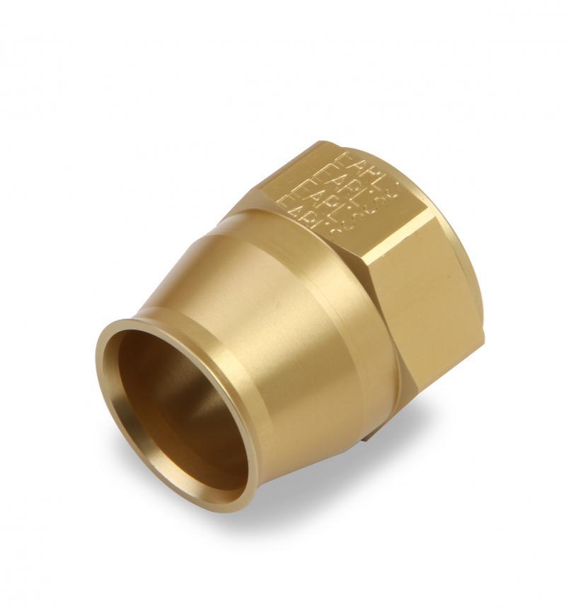 Earl's Performance GG628123ERL -12 ULTRAPRO TWIST-ON SOCKET GOLD