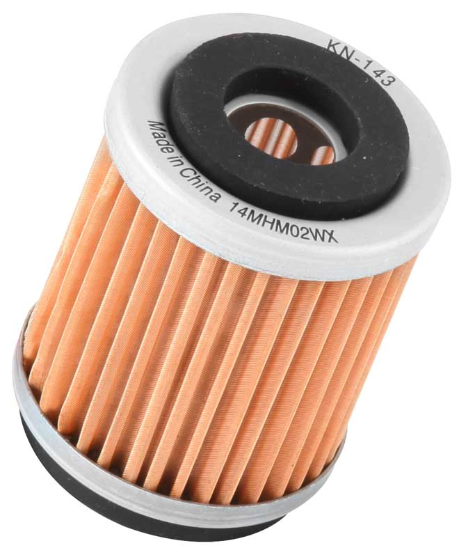 K&N KN-143 Oil Filter Yamaha -L --Cyl