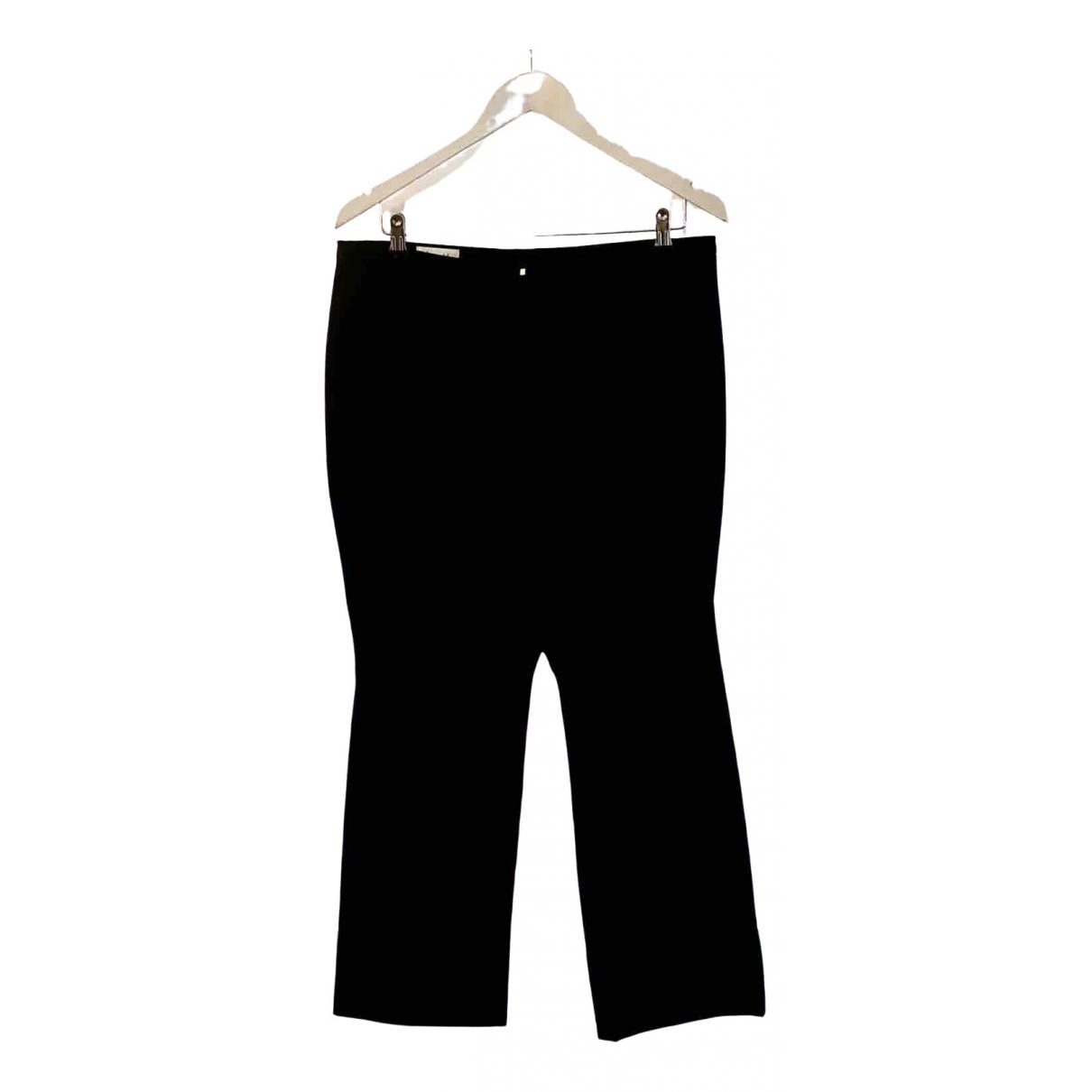 Laurel \N Black Trousers for Women 44 FR
