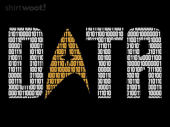 Data T Shirt