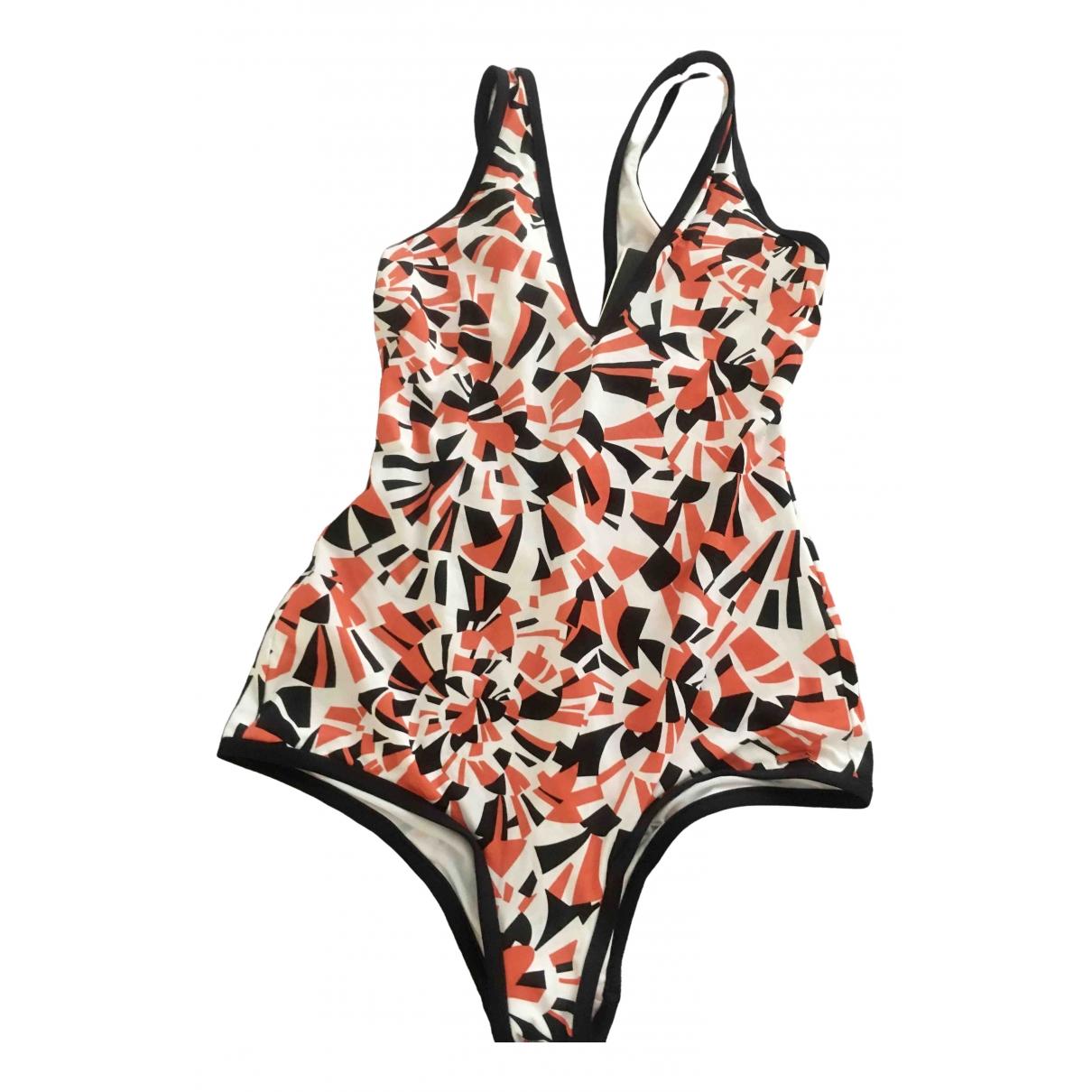 Fendi \N Multicolour Lycra Swimwear for Women 46 IT