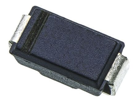 ROHM 100V 2A, Schottky Diode, 2-Pin DO-214AC, PMDS RB068L100TE25 (50)