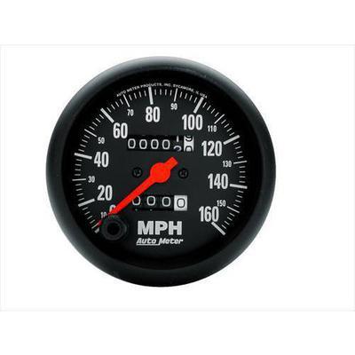 Auto Meter Z-Series In-Dash Mechanical Speedometer - 2694