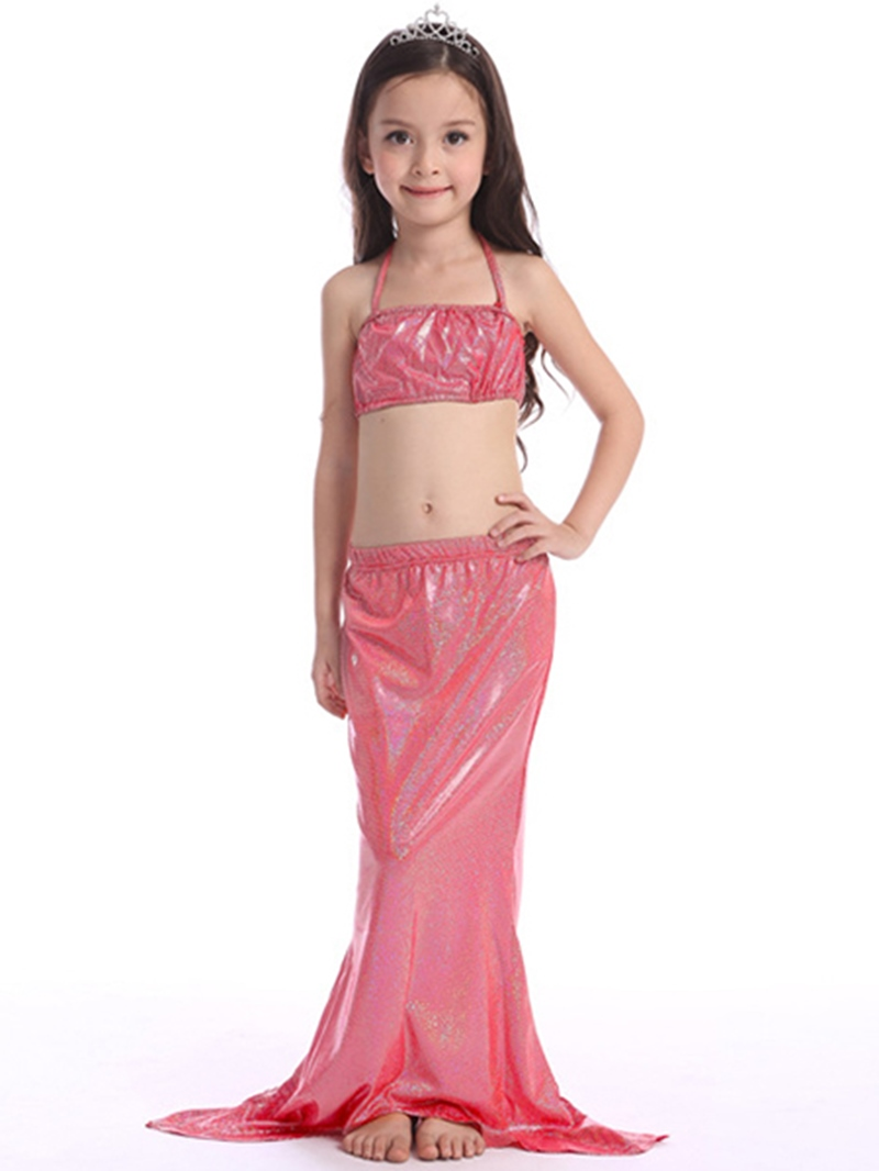Ericdress Beach Elastic Mermaid Girls Outfits