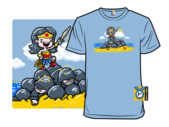 Super Smash Sister T Shirt
