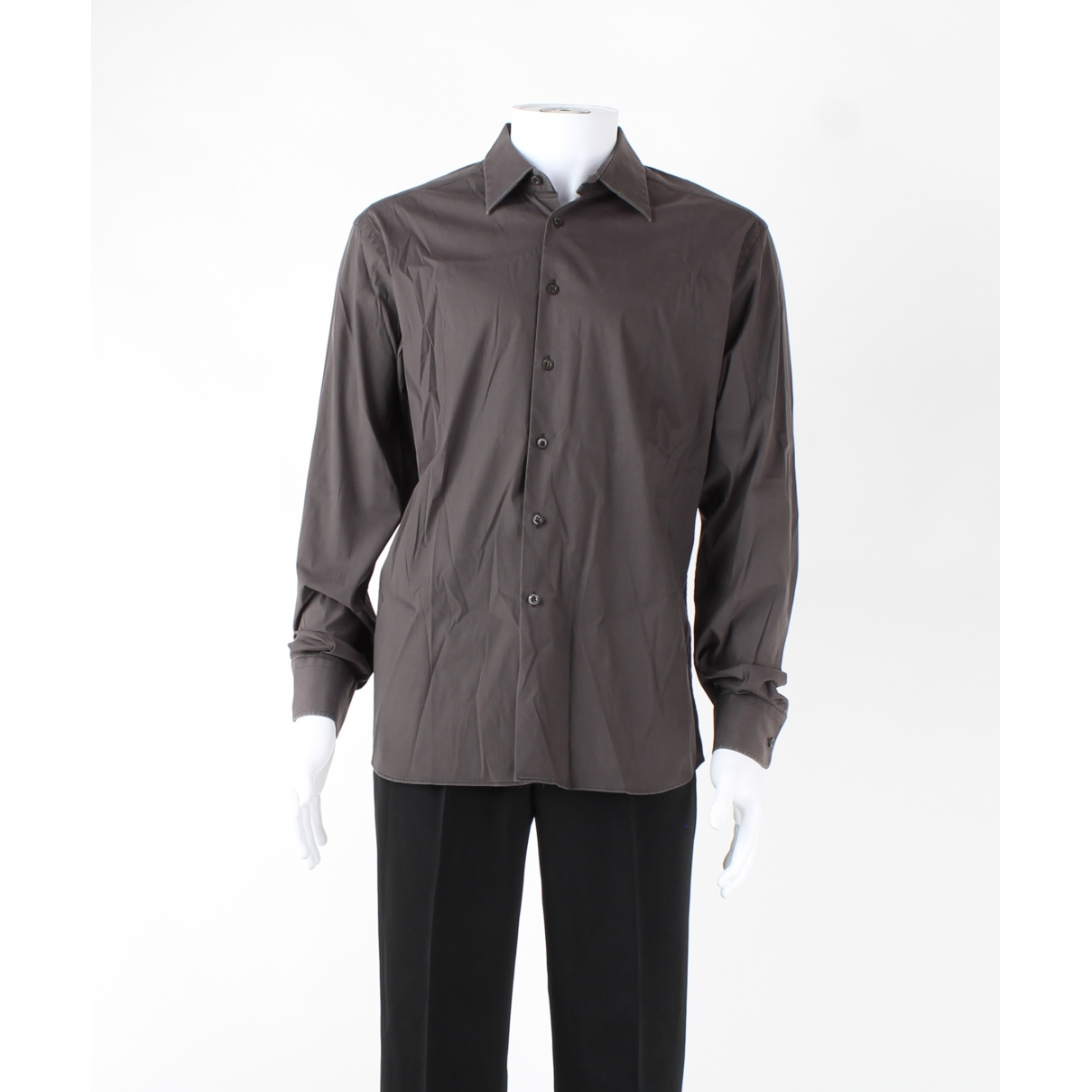 Prada \N Brown Cotton Jeans for Men 42 FR