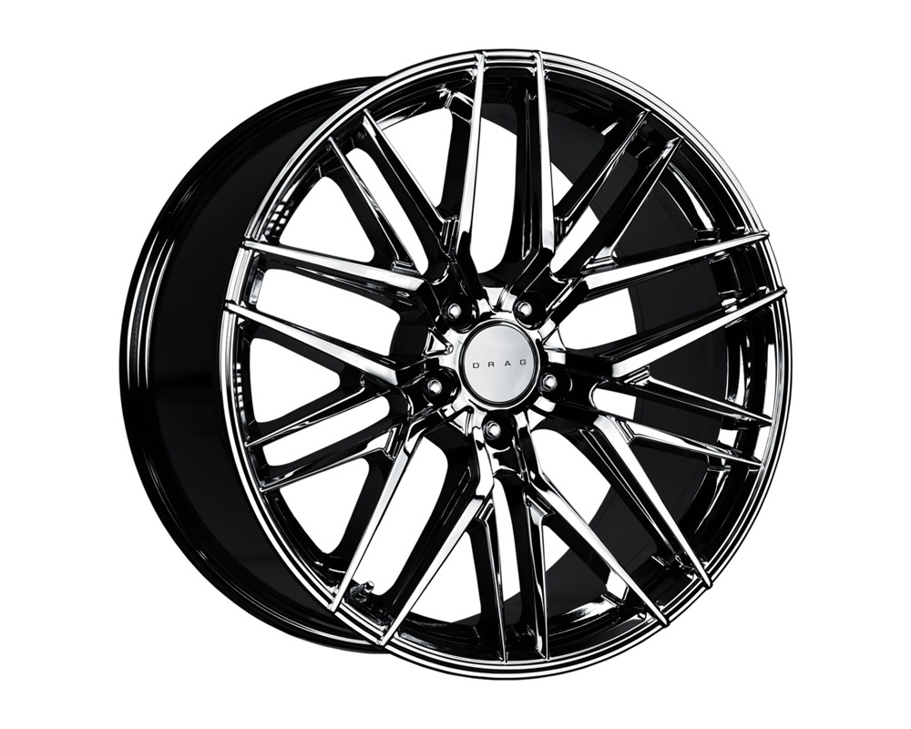 Drag DR-77 Virtual Chrome 17x7.5 5x110 40