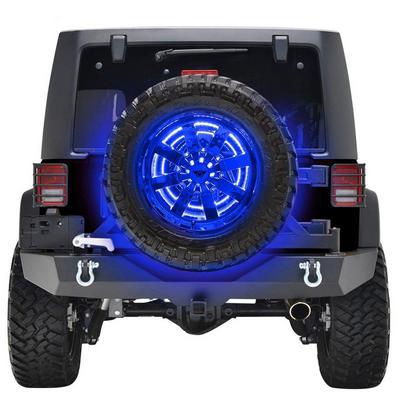 Oracle Lighting LED Illuminated Wheel Ring Brake Light (Blue) - 4211-002