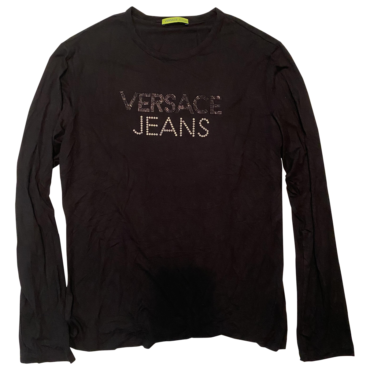 Versace Jeans \N Black T-shirts for Men L International