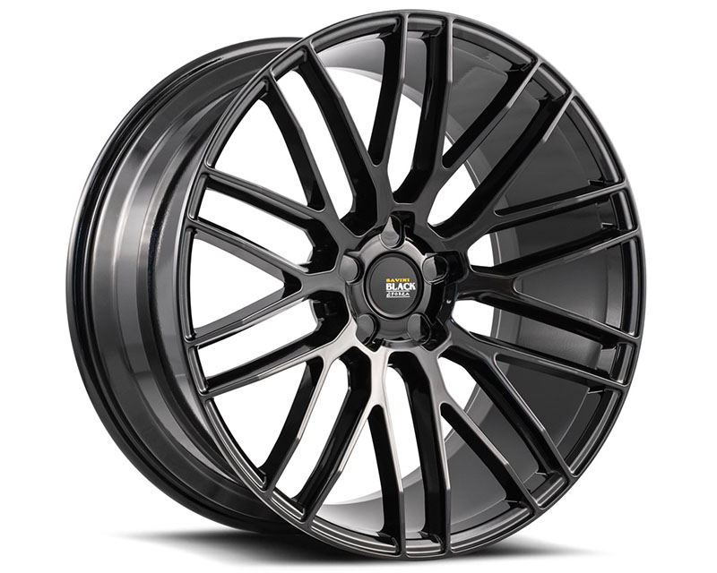 Savini BM13-19095545G2579 di Forza Gloss Black BM13 Wheel 19x9.5 5x114.3 25mm