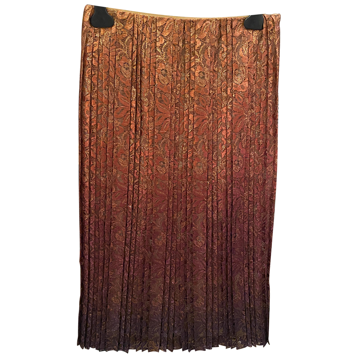 Paule Ka \N Gold skirt for Women 38 FR