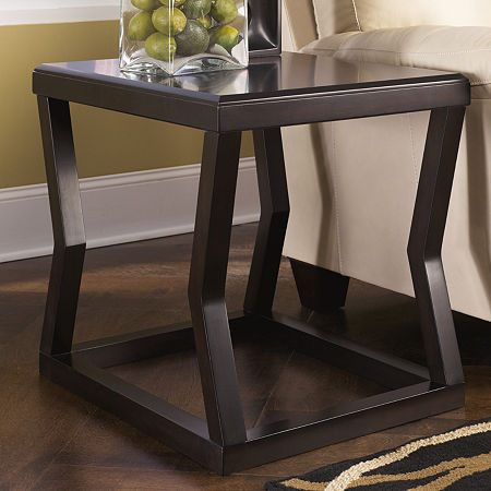 Signature Design by Ashley Kelton End Table, One Size , Brown
