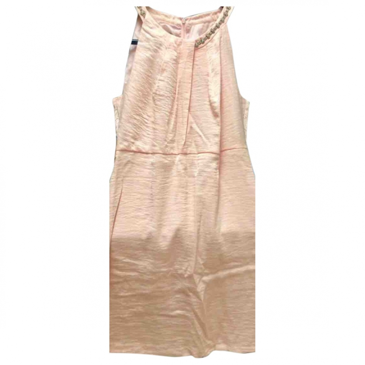 Non Signé / Unsigned \N Pink dress for Women 4 US