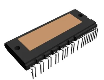 ON Semiconductor NFAM3065L4B Motor Driver IC, 650 V ±60A 39-Pin, DIP39 (90)