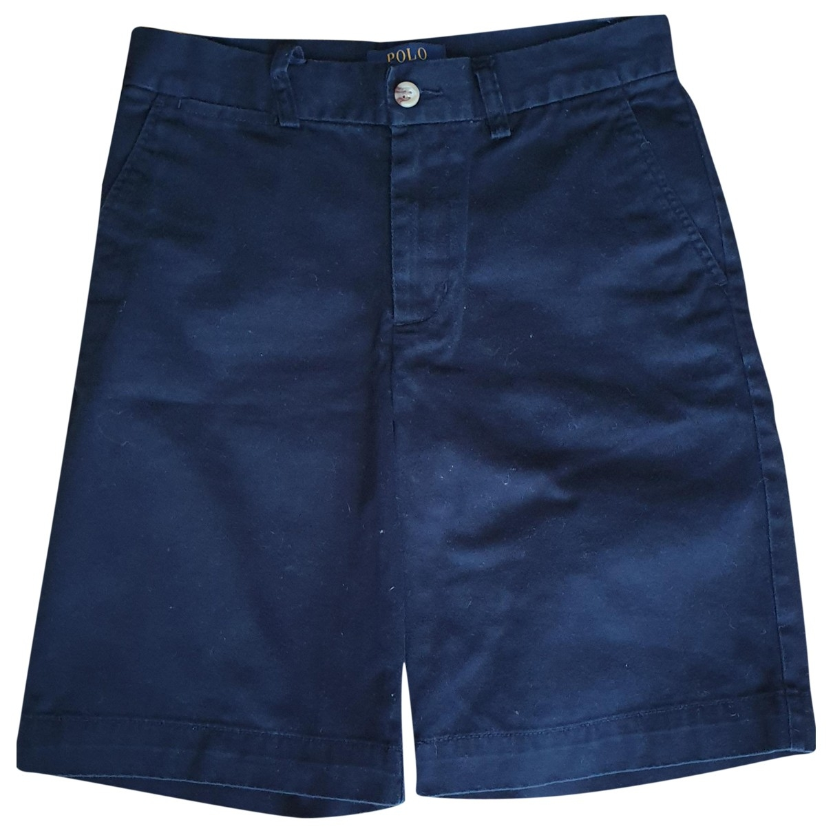 Polo Ralph Lauren \N Blue Cotton Shorts for Kids 12 years - XS UK