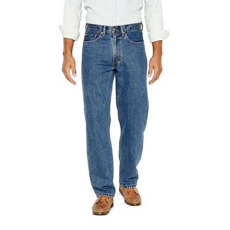 Levi's 550 Relaxed Fit Jeans-Big & Tall, 52 34, Blue