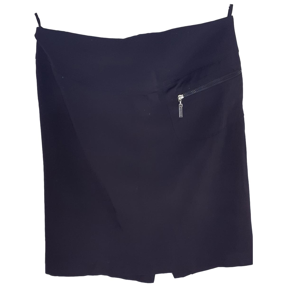 Pinko \N Black skirt for Women 42 FR