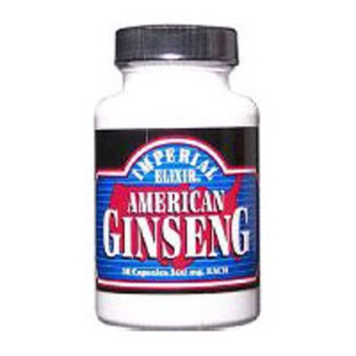American Ginseng 100 Caps by Imperial Elixir / Ginseng Company