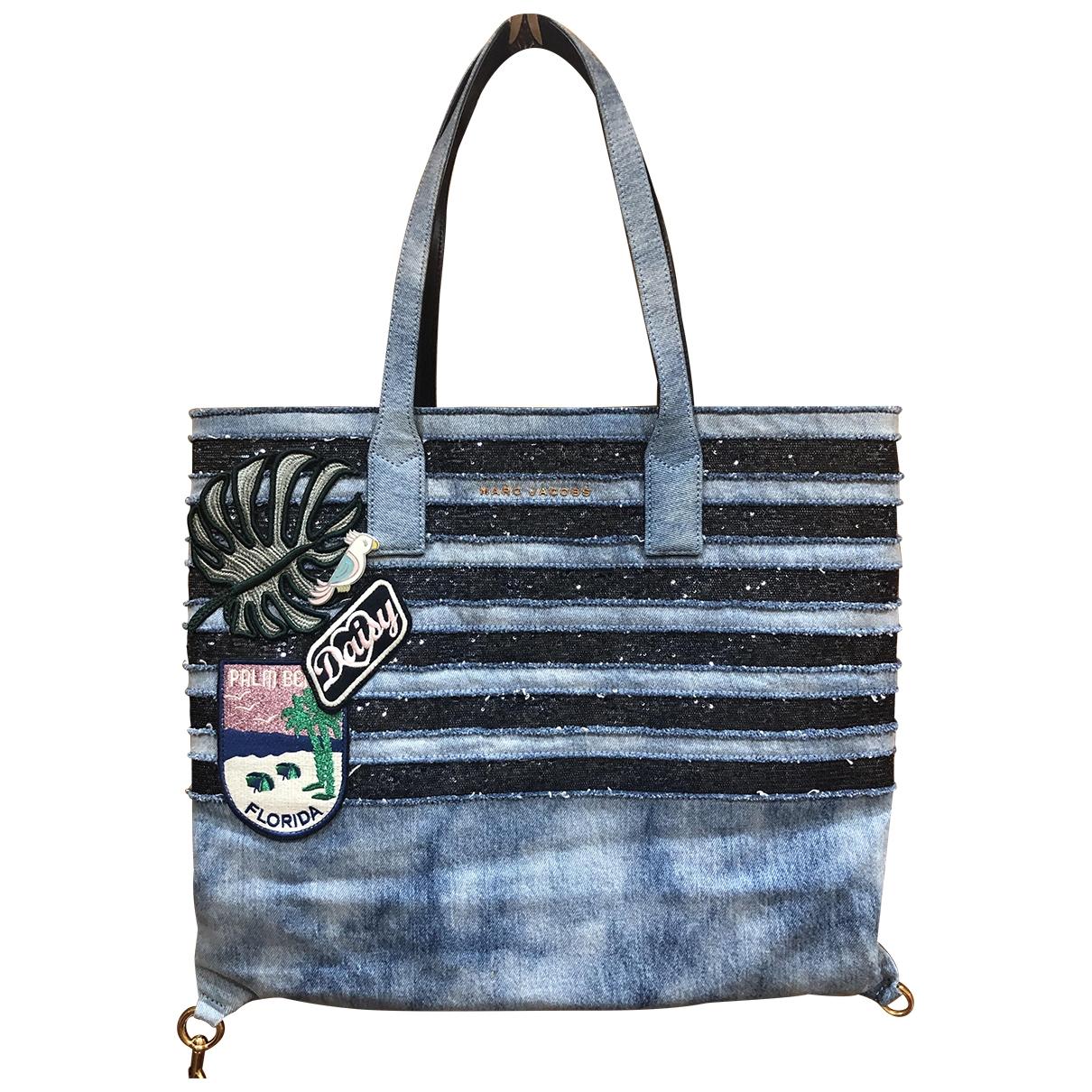 Marc Jacobs \N Multicolour Denim - Jeans handbag for Women \N