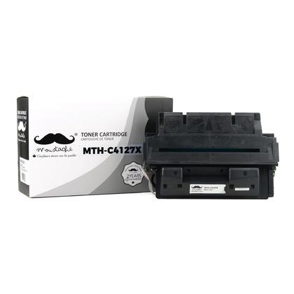 Compatible HP 27X C4127X cartouche de toner noire - Moustache@