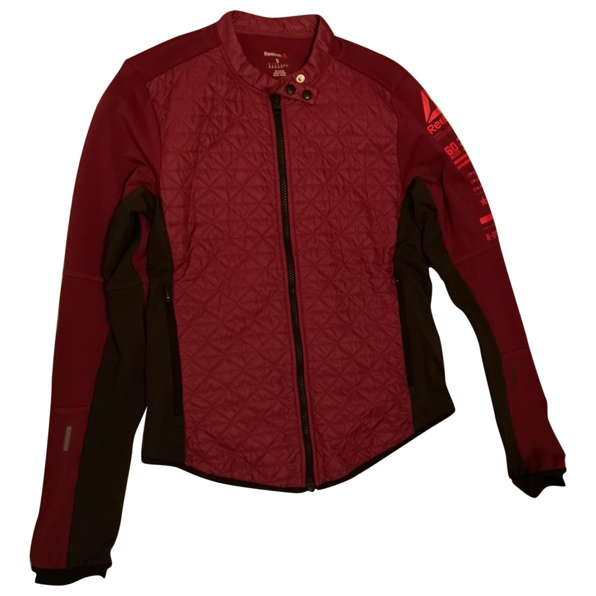 Reebok \N Burgundy jacket for Women S International