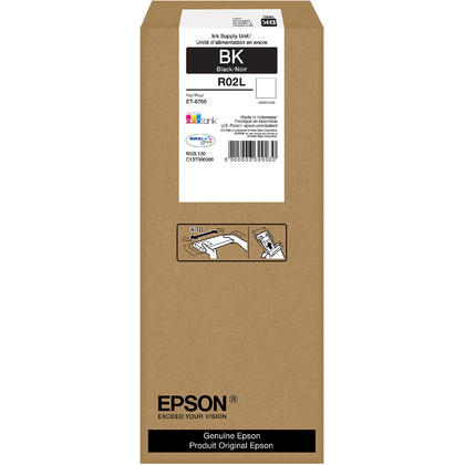 Epson R02L R02L120 Original Durabrite Ultra Black Ink Pack