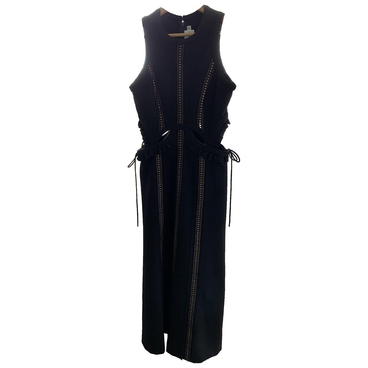 Self Portrait \N Black dress for Women 36 FR