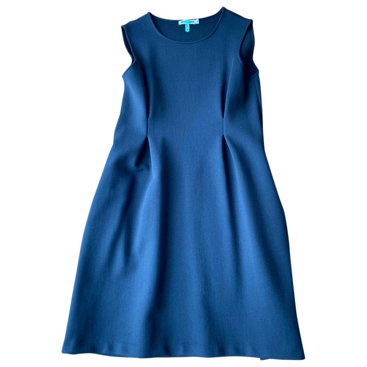 Jil Sander \N Black dress for Women 40 FR