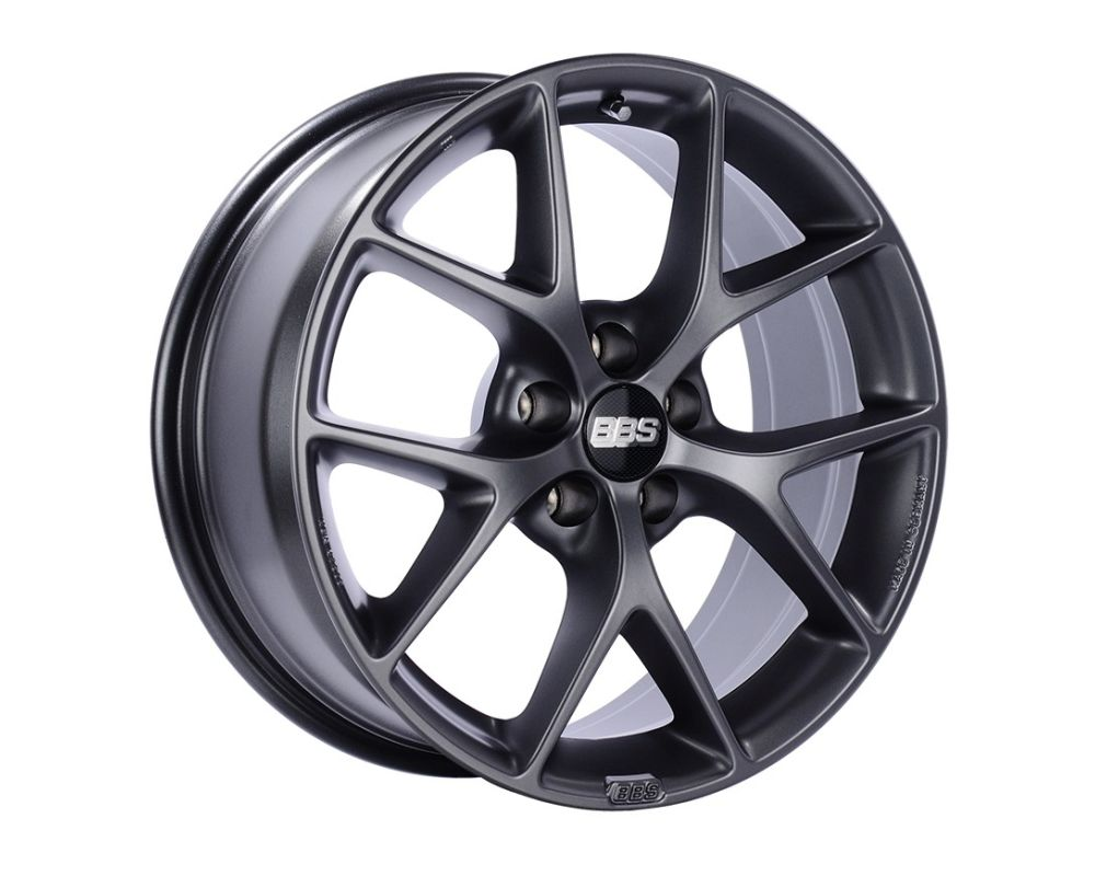 BBS SR Wheel 17x8 5x112 42mm Satin Grey
