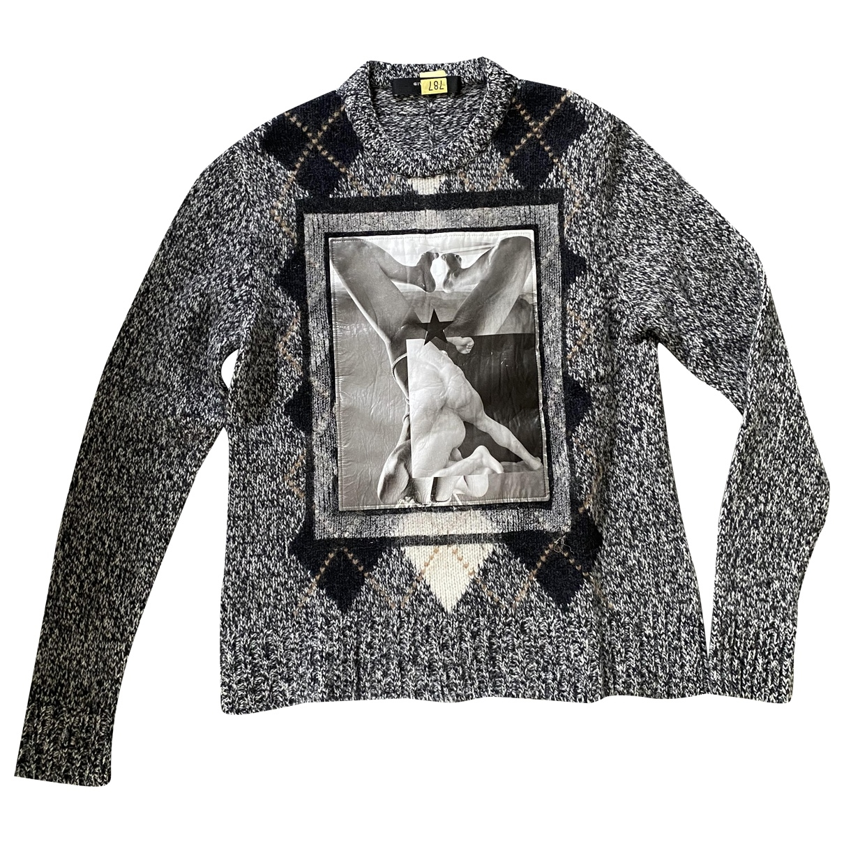 Givenchy \N Anthracite Wool Knitwear for Women S International