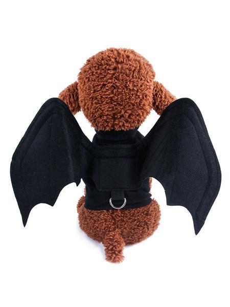Milanoo Dog Costume Bat Halloween Cat Pet Costumes