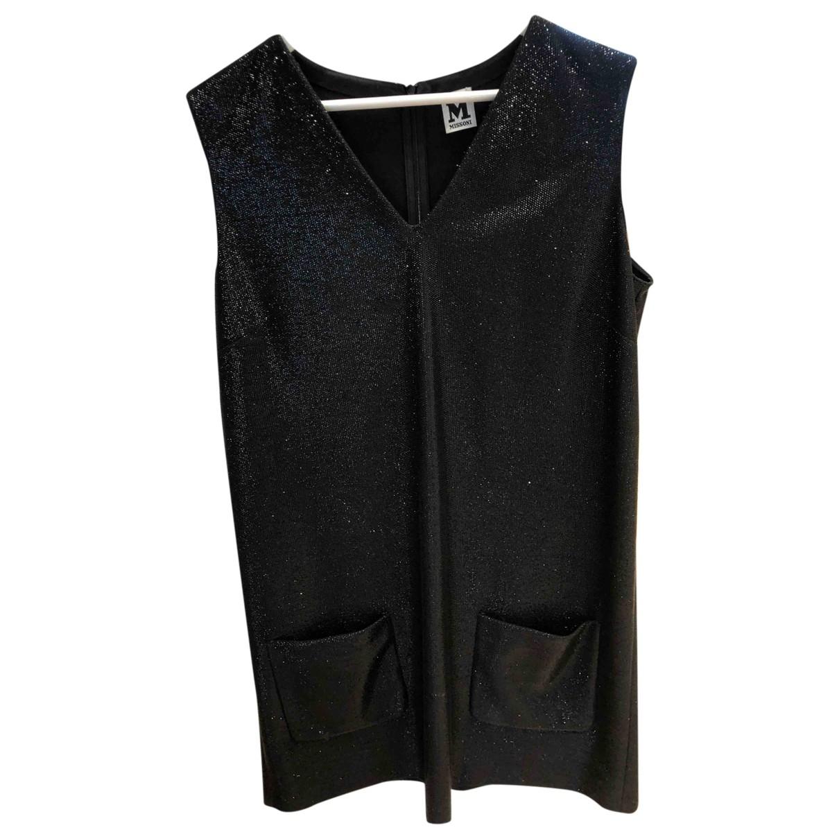 M Missoni \N Black dress for Women 40 FR