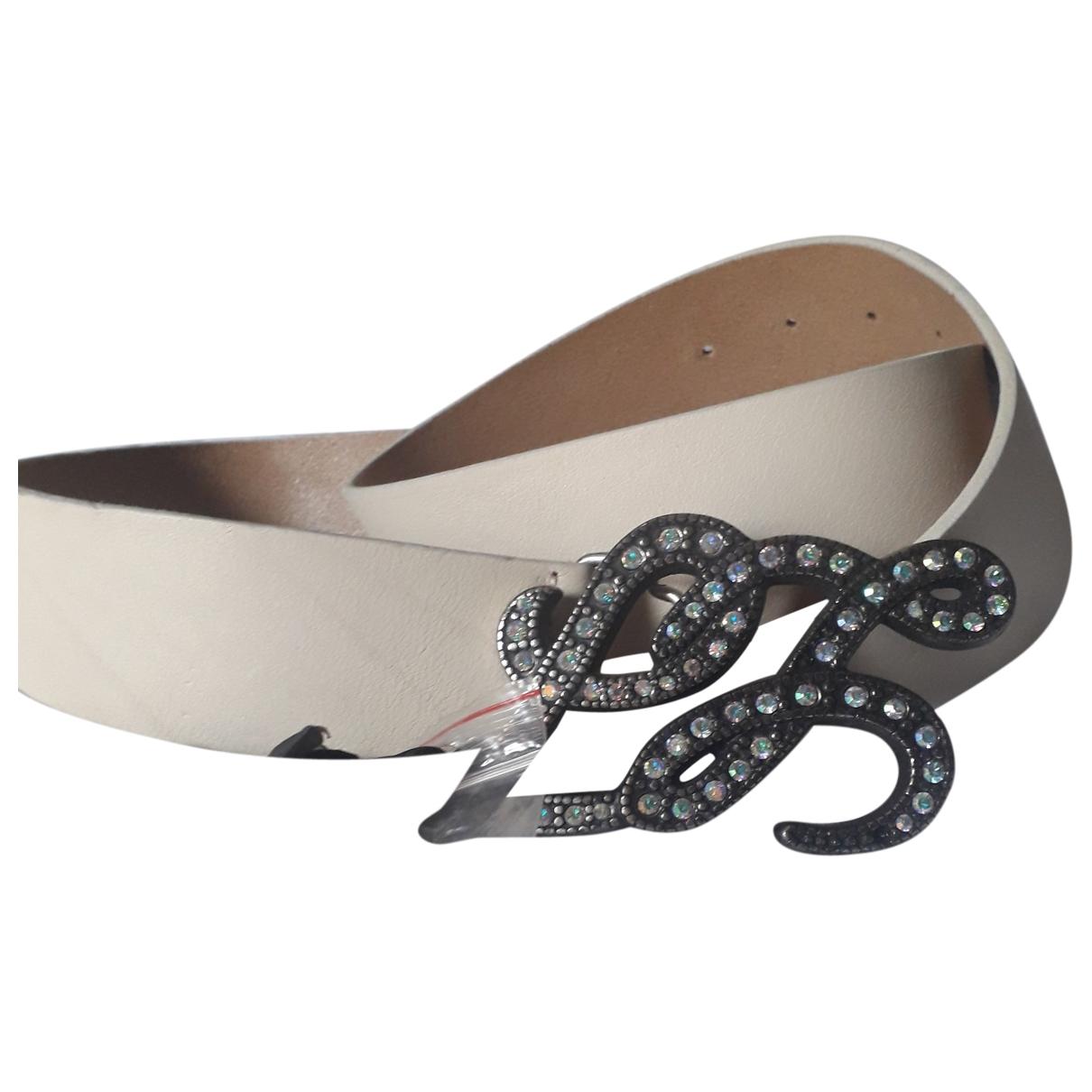 Liu.jo \N Beige Leather belt for Women L International