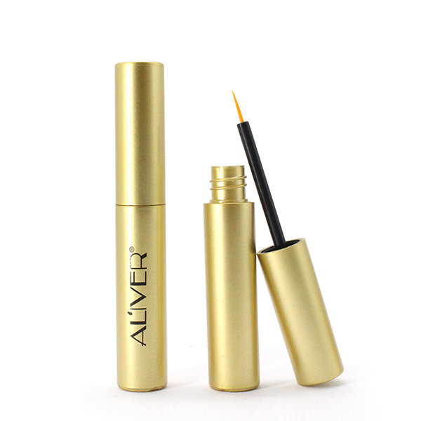 ALIVER Eyelash Growth Serum Longer Fuller Thicker Lashes Eyelashes Eyebrows Enhancer