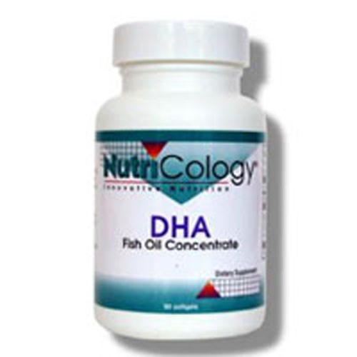 DHA 90 Softgels by Nutricology/ Allergy Research Group