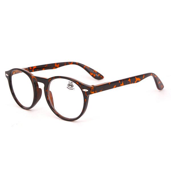 Womens Mens Cheap Reading Glasses Colorful Best Folding Fashion Cute Round Prescription Glasses