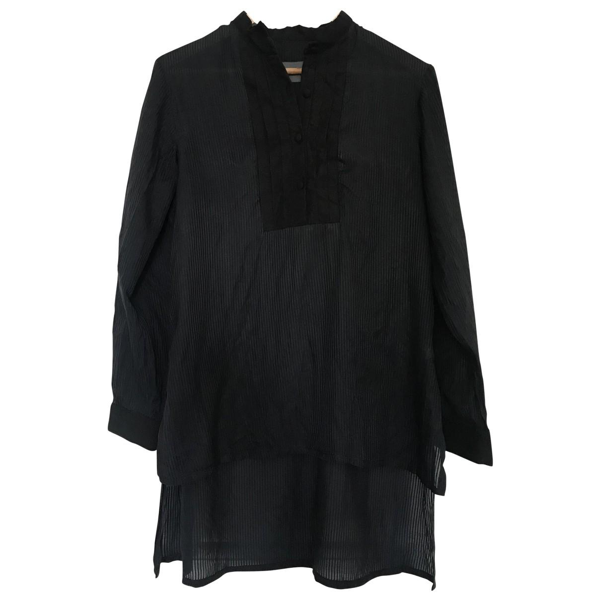 Antipodium \N Black Cotton  top for Women 10 UK