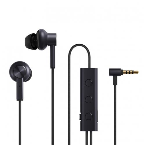 Xiaomi 3.5mm Active Noise Cancelling ANC Earphones with Mic - Black