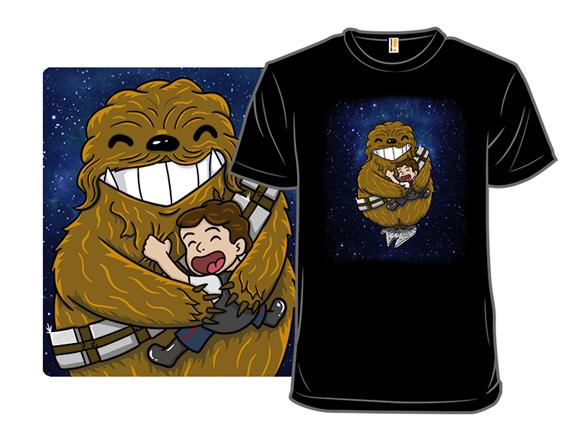 My Co-pilot Chewie T Shirt